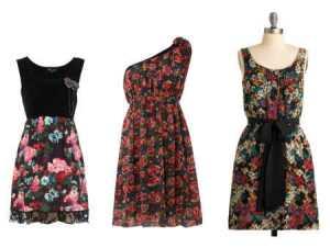 vestidos-flores
