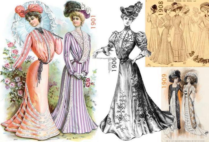 estilo-1900-1910